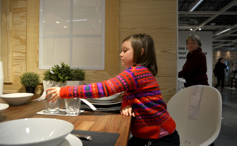FAMILY DAY OUT : IKEA